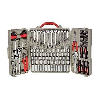Crescent CTK170CMP Mechanic Tool Set   170 Piece Automotive
