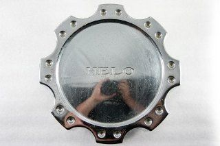 Helo Rhino Wheel Cap Chrome 8 Lug Cap [Scratched] [133k161] Automotive