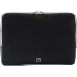 Tucano BF L 154 Second Skin 9 Dot Laptop Sleeve   Black Computers & Accessories