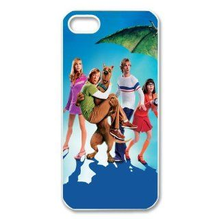 FashionFollower Design Animation Series Scooby Doo Lovely Hard Shell Case For iphone5 IP5WN36023 Cell Phones & Accessories