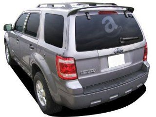 08 12 Ford Escape Factory Style Spoiler   Painted or Primed  T8 Tungsten Silver Metallic Automotive