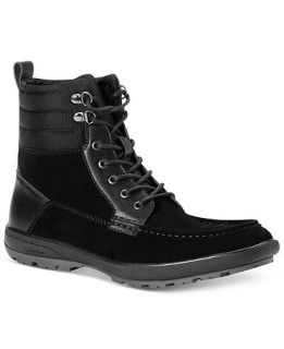Calvin Klein Tyrell Lace Up Boots   Shoes   Men