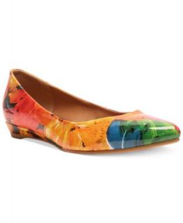 Kenneth Cole Reaction Call the Ball Fisherman Flats   Shoes