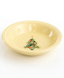 Fiesta Christmas Tree Fruit Bowl   Casual Dinnerware   Dining & Entertaining
