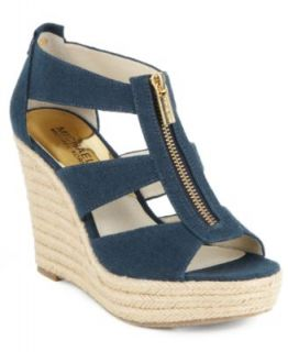 Sperry Top Sider Womens Harbordale Platform Wedge Sandals   Shoes