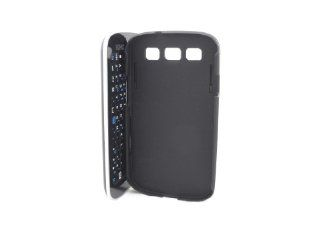 Slide Out Wireless Bluetooth Backlight Keyboard Hard Case for Samsung Galaxy S4 (Black) Cell Phones & Accessories