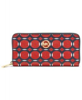 MICHAEL Michael Kors Jet Set Travel Deco Multi Function Phone Case   Handbags & Accessories