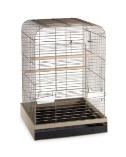 Prevue Hendryx 124PUT Pet Products Madison Bird Cage, Putty  Powder Coated Bird Cage