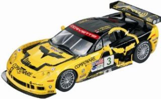 "Carrera USA Digital 124, Chevrolet Corvette C6R Bad Boys ""No.3"" Race Car Toys & Games"