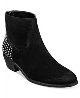 Marc Fisher Zen Studded Booties   Shoes
