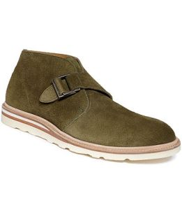 Cole Haan Christy Wedge Monk Chukka Boots   Shoes   Men