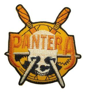 PANTERA Cowboys Songs Music Band t Shirt Logo MP02 Patches