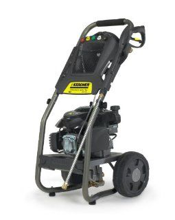Karcher 1.107 195.0 Performance Plus Series 2600PSI Gas Pressure Washer with Honda G2600FHE Engine  Patio, Lawn & Garden