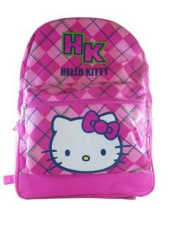 "Sanrio Hello Kitty Large Backpack 16"" Pink Color Clothing"