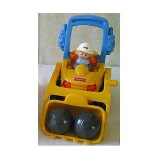 Fisher Price Little People Dump Truck Boulder Toy Toys & Games