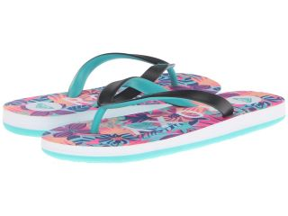 Roxy Kids Tahiti V Girls Shoes (Blue)