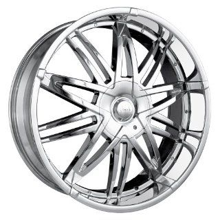 "Mazzi Kraze 777 Chrome Wheel (26x9.5""/12x135mm) Automotive"