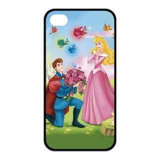 FashionFollower Personalized Animation Series Sleeping Beauty Beautiful Shell Case For iphone4/4s IP4WN32040 Cell Phones & Accessories
