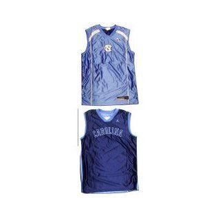 "Nike Basketball North Carolina Tar Heels (UNC) ""Allyoop"" Reversible Sleeveless Jersey  Football Jerseys  Sports & Outdoors"