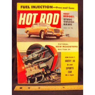 1957 57 MAR March HOT ROD Magazine, Volume 10 Number # 3 Trend Inc. Books