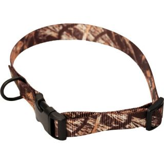 Scott Pet Adjustable Nylon Camo Collar X Large 1 Width x 18 26 Dia. 776617
