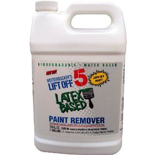 Motsenbockers Lift Off Number 5 Paint Remover gallon Health & Personal Care