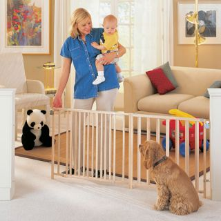 Find the North State Extra Wide Wooden Swing Gate and more baby gates at. Save money. Live better.