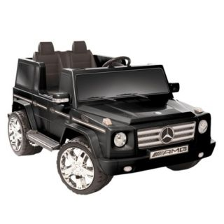 National Products Mercedes Benz G55   Black (12V)