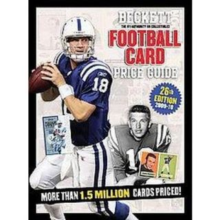 Beckett Football Card Price Guide 2010 11 (Paper