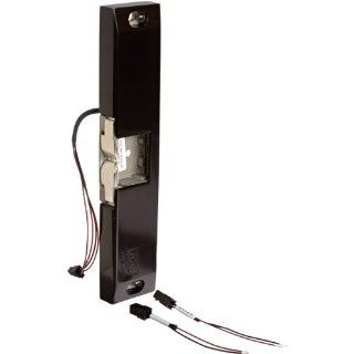 HES 9500 Series Stainless Steel Fire Rated Surface Mounted Electric Strike Body, Bronze Toned Finish Industrial Hardware