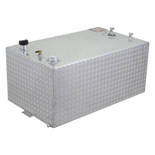 RDS Rectangular Auxiliary Transfer Fuel Tank — 55 Gallon, All Diamond, Model# 71110  Auxiliary Transfer Tanks