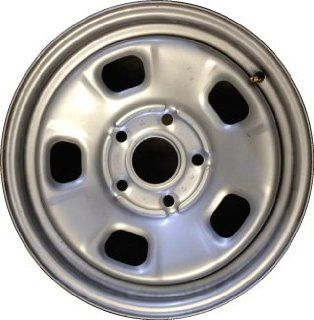 17 inch 2013 Dodge Ram 1500 factory silver finish steel wheel 68089775AA 2449 17x7 Automotive