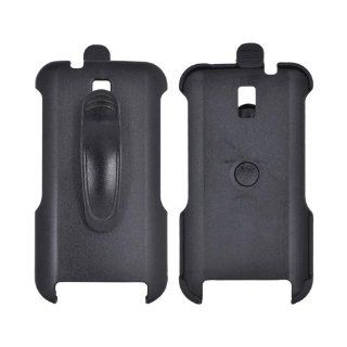 For T Mobile Samsung Galaxy S2 Black Plastic Holster Swivel Belt Clip Cell Phones & Accessories