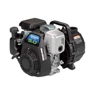 Pacer Self-Priming Transfer Pump — 2in. Ports, 11,700 GPH, 120ft. Max. Head, 160cc Honda GC160 Engine, Model# SE2UL E5HOC  Engine Driven Chemical Pumps