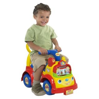 Fisher Price/Little People Time to Learn Ride On