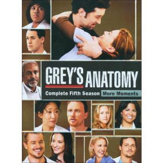 Greys Anatomy Complete Fifth Season (7 Discs)