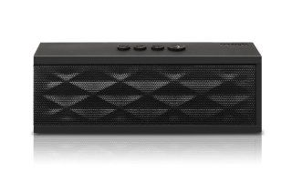 DKnight Magicbox Ultra Portable Wireless Bluetooth Speaker,Powerful Sound with build in Microphone, Works for Iphone, Ipad Mini, Ipad 4/3/2, Itouch, Blackberry, Nexus, Samsung and other Smart Phones and  Players (black)  Players & Accessories