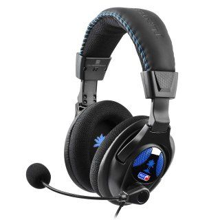 Turtle Beach Ear Force PX22 Amplified Universal Gaming Headset   FFP Playstation 3 Video Games