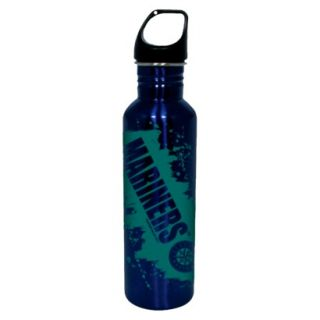 MLB Seattle Mariners Water Bottle   Blue (26 oz.)