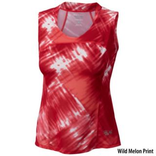 Mountain Hardwear Womens Wicked Electric Tank Top 705528