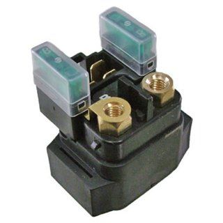 New Solenoid Relay for YAMAHA ATV/Motorcycle Raptor/Warrior 350, YFZ450, Bear Tracker 250, Bruin Big Bear Kodiak Wolverine 350/400/450, Raptor 660, Rhino 450/660, V Star 1100, Royal Star 1300 MANY MORE Automotive