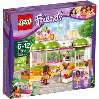 LEGO Friends PlaySet, Heartlake Juice Bar