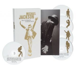 Michael Jackson The Ultimate Collection Box Set —