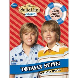 The Suite Life on Deck Activity Book Disney, Modern Publishing 9780766634473  Kids' Books