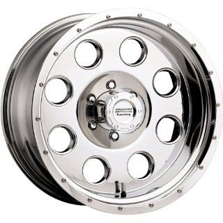 "American Racing ATX Mojave AX1082 Polished Aluminum Wheel (16x8""/6x5.5"") Automotive"