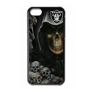 WY Supplier Popular iphone 5c Cover for Oakland Raiders hard case, Best Oakland Raiders iphone 5c case show Cell Phones & Accessories