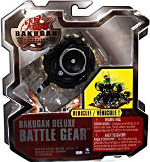 Bakugan Deluxe Battle Gear Impalaton (Colors Vary) Toys & Games
