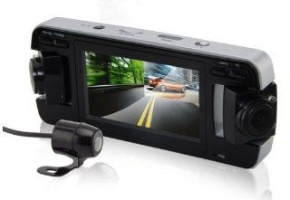 O SKY (TM) 3 Lens 1280x720P HD Car Dash Video Camera Recorder DVR Rear View Backup Camera G Sensor Night Vision Motion Detection H.264 HDMI DVR151  Vehicle On Dash Video