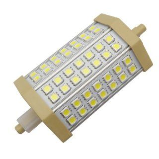 Phovolt R7S 5050 SMD 42 LED 10W 85V 265V Cool White Lamp Bulb Light pack of 10   Led Household Light Bulbs