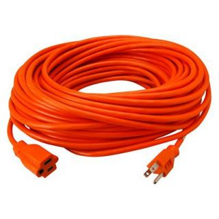 100 ft. Extension Cord   Orange